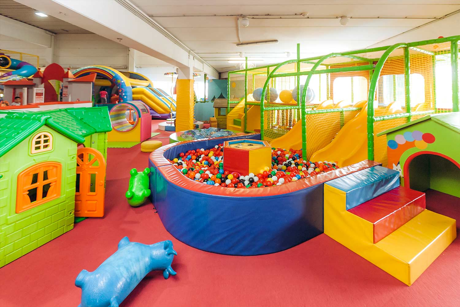 Family Fun Wiens Grosster Indoor Spielplatz