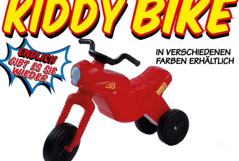 Kiddy-Bike