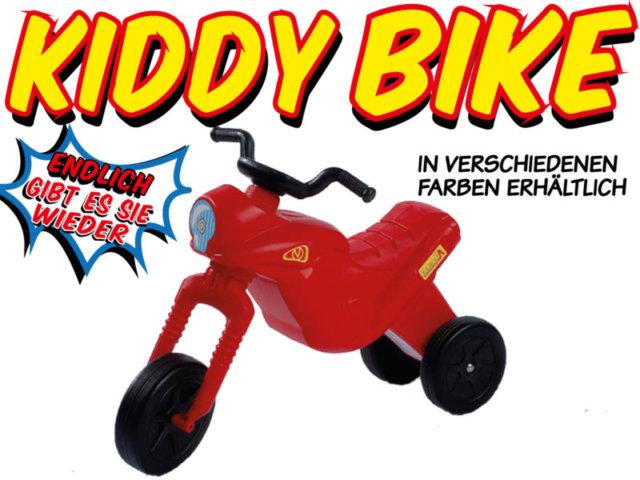 Kiddy-Bike